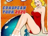 """Легенди """"бостонського"""" рок-н-ролу Aerosmith збираються анонсували європейські концерти у 2020 році..."""