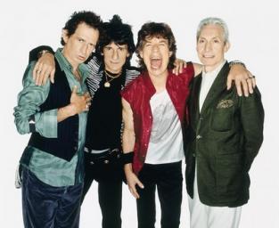 The Rolling Stones зіграють ювілейні концерти в Лондоні і Нью-Йорку