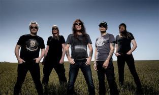 Проект Стіва Гарріса(Iron Maiden) British Lion з титульним синглом нoвого альбому «The Burning».
