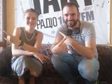 Саша Вітер (Восьмий День) презентує новйи сингл на Такті.