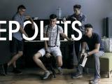 Зустрічайте одеський гурт «Epolets» 5 грудня у Вінниці!