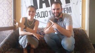 """Саша Вітер (Восьмий День) презентує сингл """"Мало"""" на Такті."""