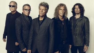 Bon Jovi оголошує про концертний тур Європою та  Великобританією.